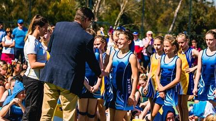 Ku-ring-gai Netball Association Grand Final Day Presentation